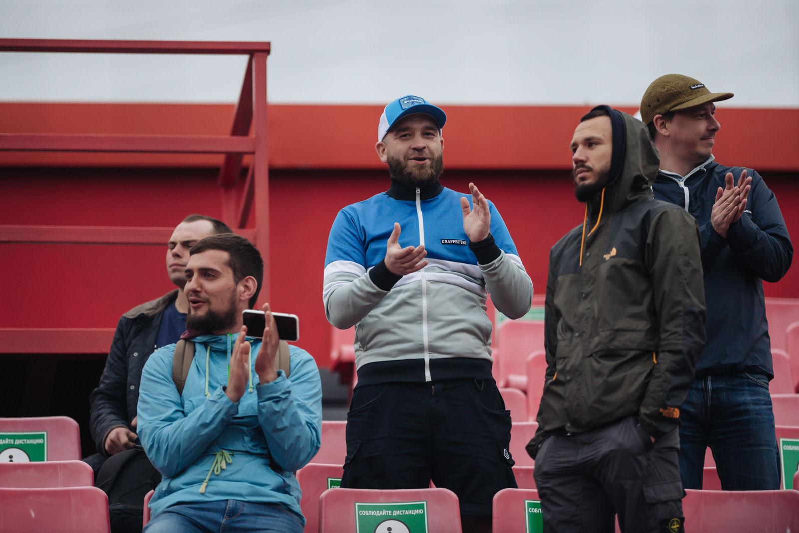 Фоторепортаж с матча «Динамо-2» - «Родина»