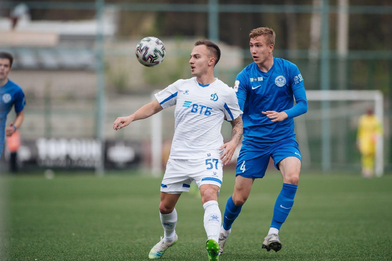 «Динамо-2» уступило в гостях «Твери»