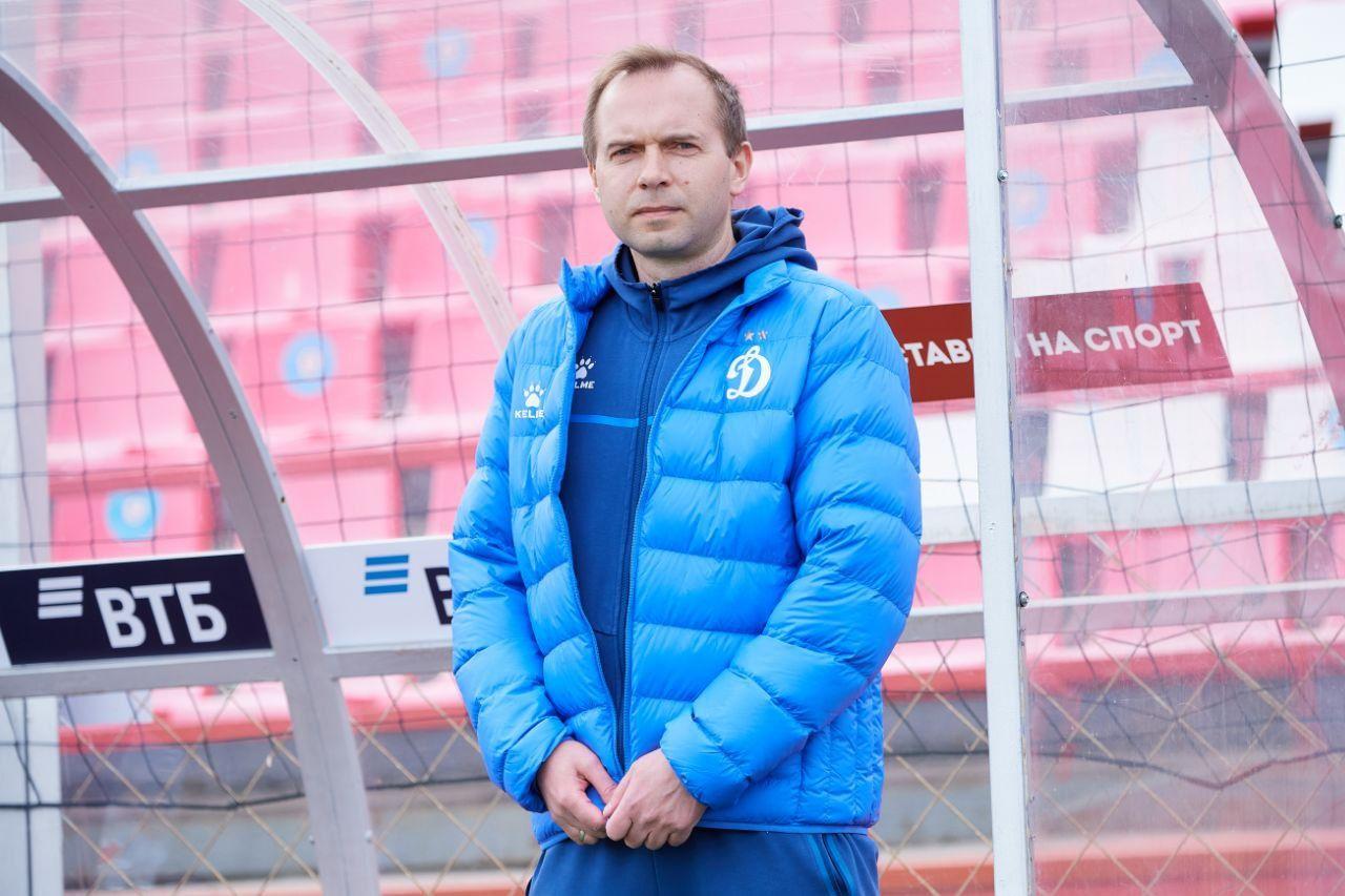 Александр Кульчий: «Старались перекрыть сопернику все свободные зоны»