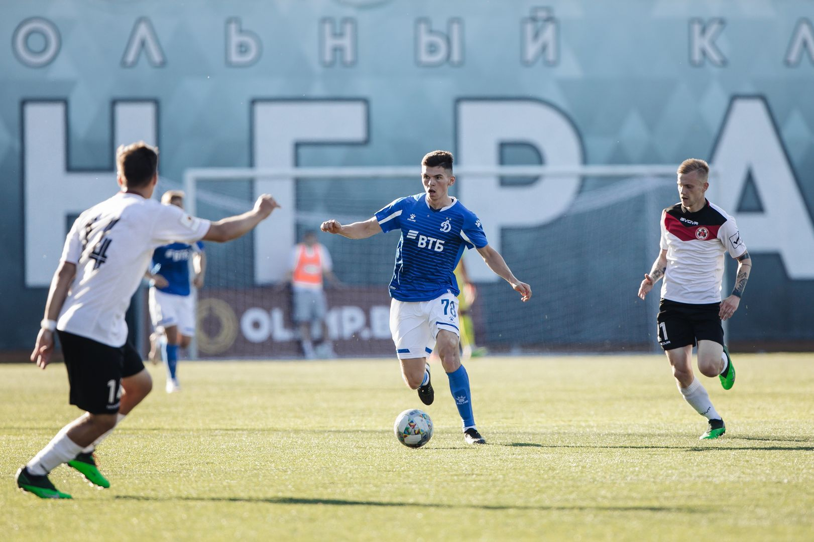 «Динамо-2» и «Звезда» сыграли вничью в Санкт-Петербурге
