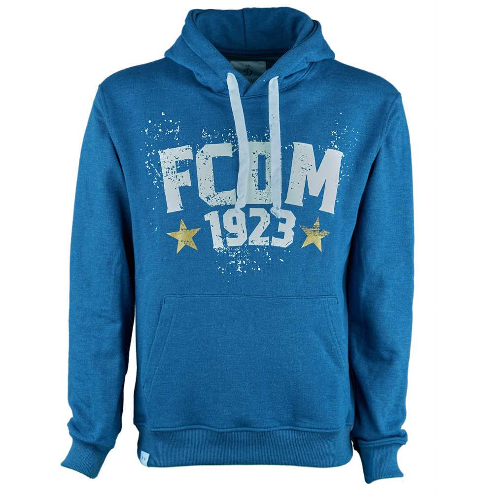 Худи FCDM (синяя)