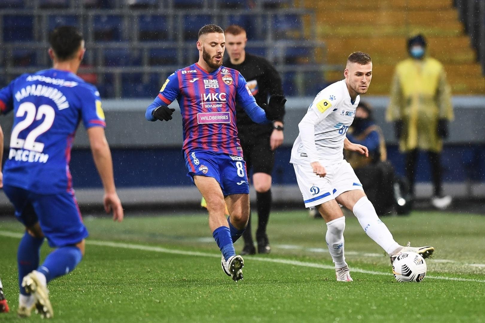 Новое амплуа Олича и удачная аренда Рондона: что нужно знать о ЦСКА