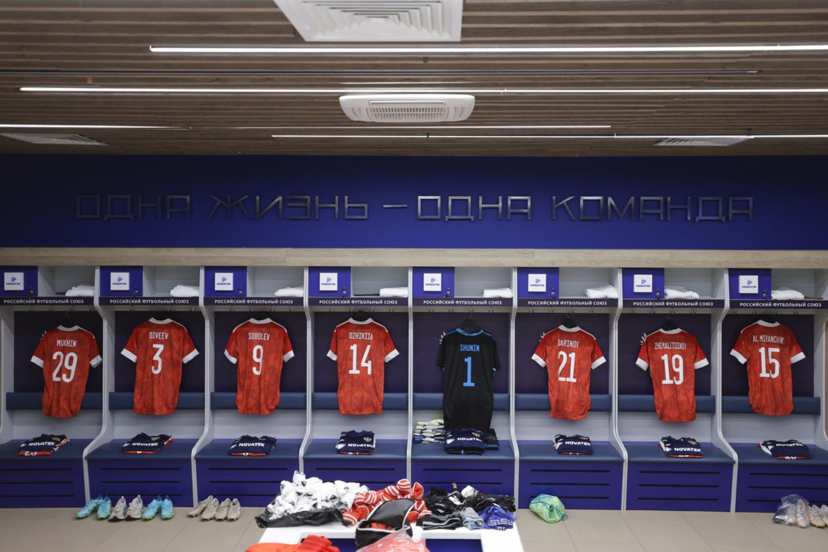 Шунин сыграл на «ноль» в товарищеском матче с болгарами на «ВТБ Арене»