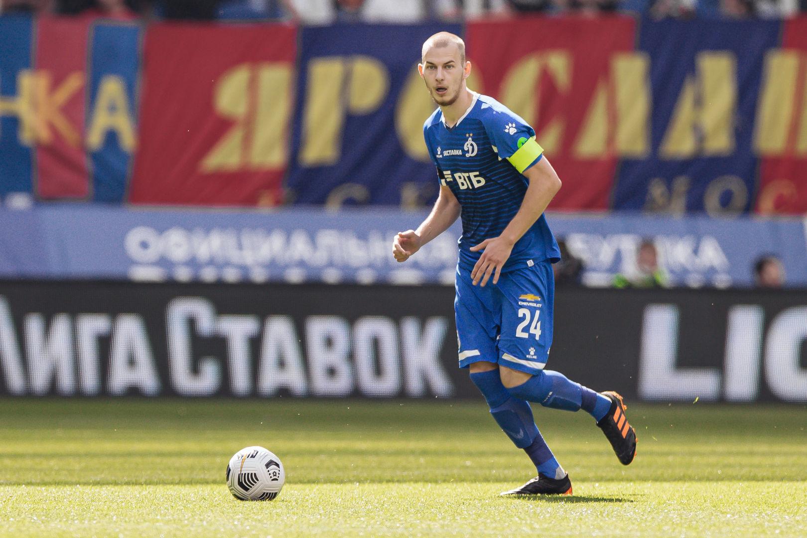 Роман Евгеньев – в заявке сборной России на Евро-2020