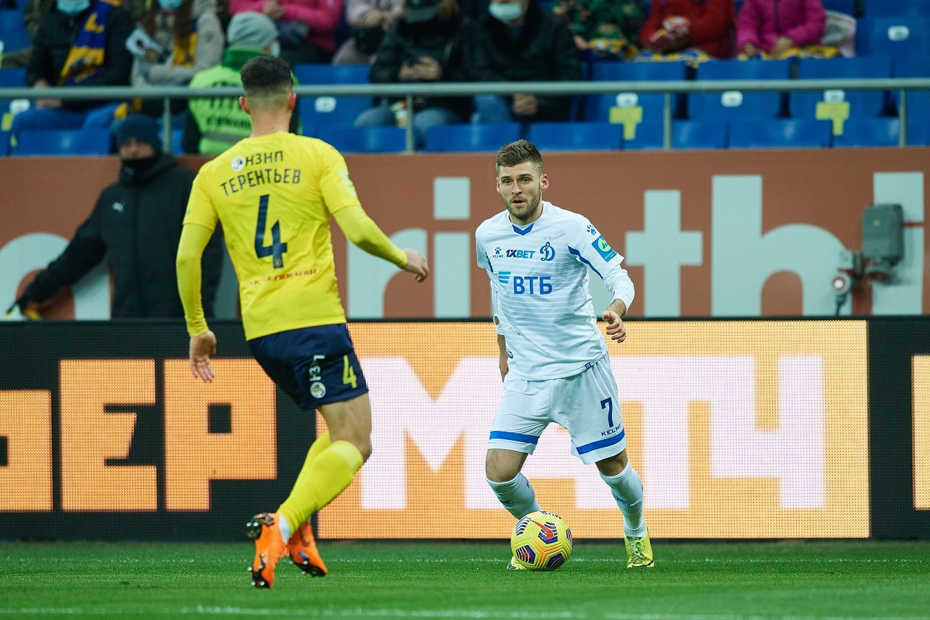 Динамовцы начнут сезон гостевым матчем с «Ростовом»