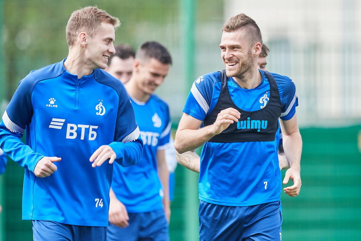 Дмитрий Скопинцев: «Горжусь тем, что я футболист, и хочу делиться с людьми тем, что делаю»