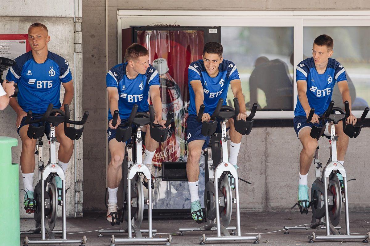 «ВТБ тренировочные сборы»: суббота под нагрузками