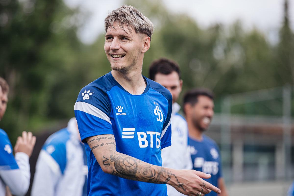 «Динамо» выкупило права на Гильермо Варелу